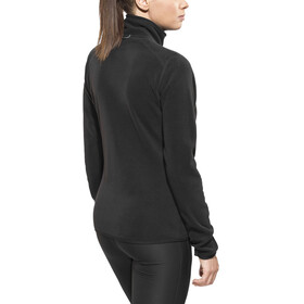 The North Face 100 Glacier Full Zip Jacket Women TNF Black